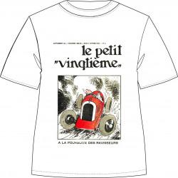 T-shirt Tintin Amilcar
