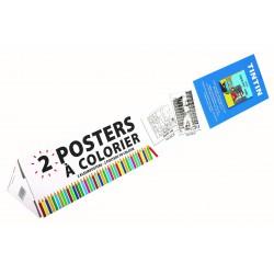 Coloringposters -...