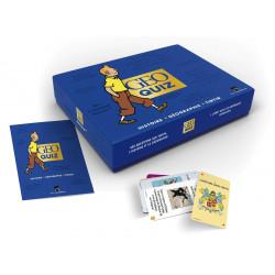 Géo Quiz Tintin 2020
