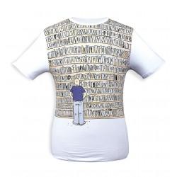 T-Shirt - Bibliothèque