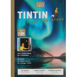 Tintin, c'est l'aventure...