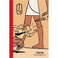 Small pocket diary Tintin 2022