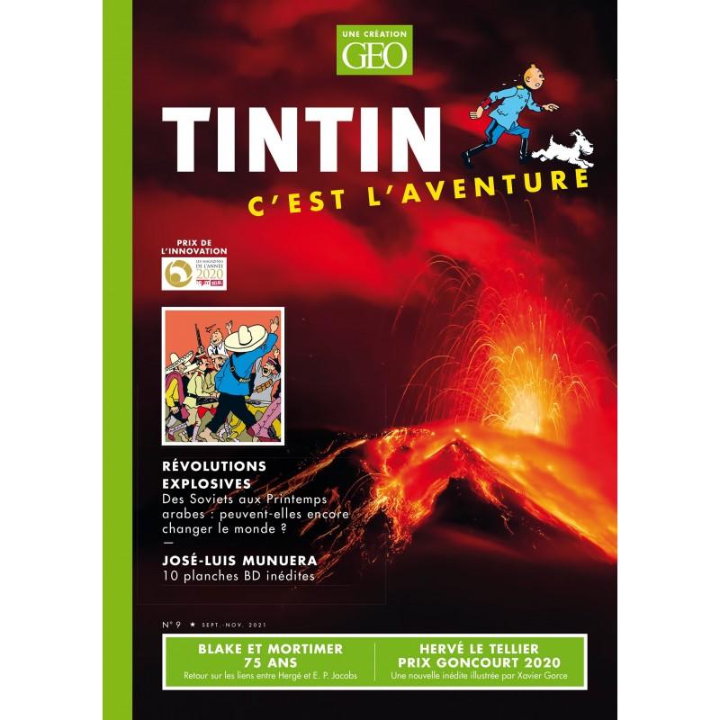 Tintin, c'est l'aventure N°9